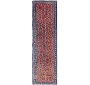 Link to 97cm x 297cm Farahan Persian Runner Rug