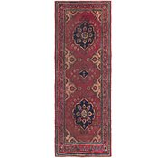 Link to 3' 5 x 9' 3 Tabriz Persian Runner Rug