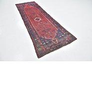 Link to 3' x 9' 2 Hamedan Persian Runner Rug