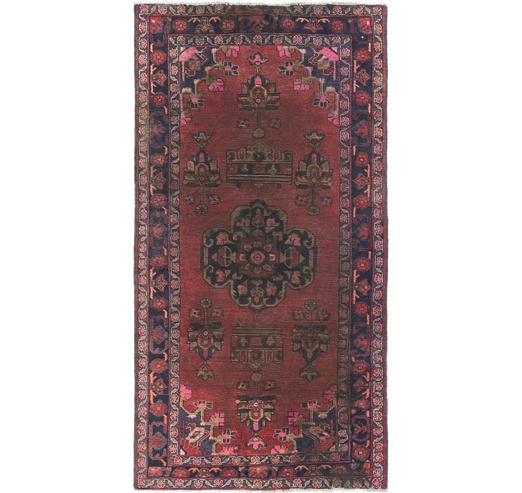 3' 8 x 7' Balouch Persian Rug
