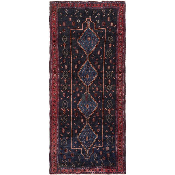 5' 5 x 12' Sirjan Persian Runner Rug