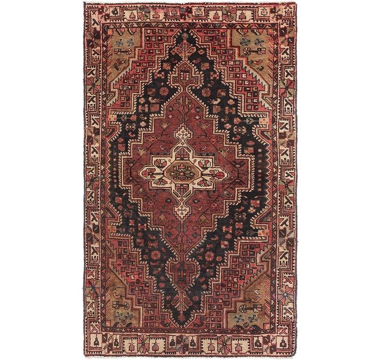 4' 2 x 7' Tuiserkan Persian Rug