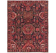 Link to 4' 6 x 5' 7 Malayer Persian Rug