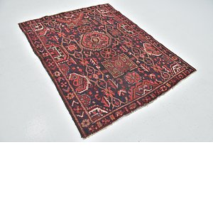 Link to 4' 6 x 5' 7 Malayer Persian Rug item page