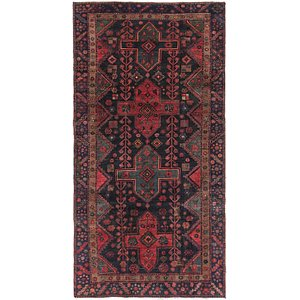 Link to 4' 5 x 8' 10 Zanjan Persian Rug item page