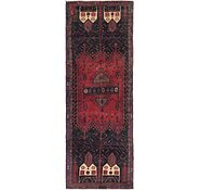 Link to 3' 8 x 10' 4 Sirjan Persian Runner Rug