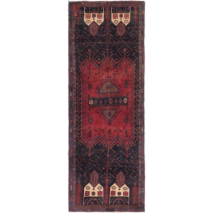 3' 8 x 10' 4 Sirjan Persian Runner Rug