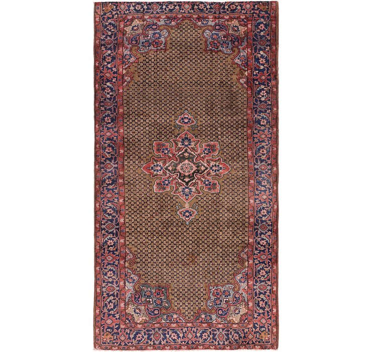 157cm x 290cm Songhor Persian Runner ...