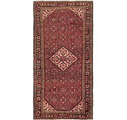Link to 5' 3 x 10' 2 Hossainabad Persian Runner Rug