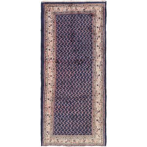 Link to 105cm x 240cm Farahan Persian Runner ... item page