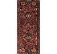 Link to 3' 5 x 8' 3 Shiraz Persian Runner Rug