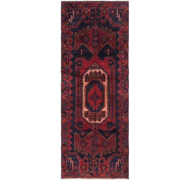 4' x 10' 4 Sirjan Persian Runner Rug