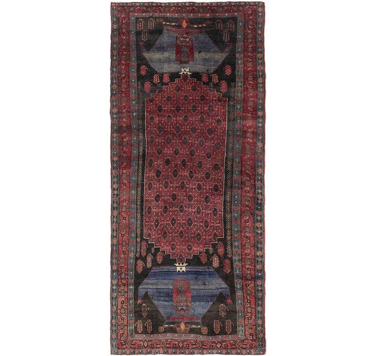 5' x 11' 9 Sirjan Persian Runner Rug