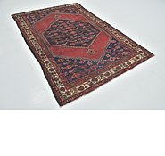 Link to 4' 8 x 7' Hamedan Persian Rug