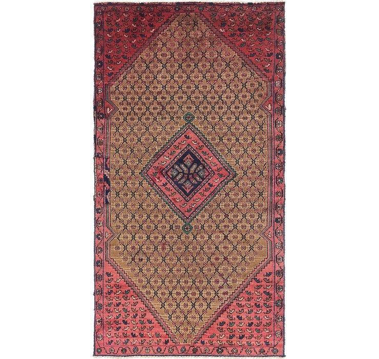 3' 6 x 6' 4 Koliaei Persian Rug