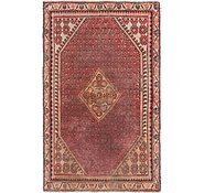 Link to 4' x 6' 7 Hossainabad Persian Rug