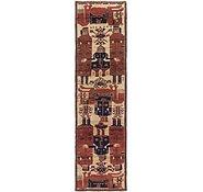 Link to 3' 2 x 11' 5 Shiraz Persian Runner Rug