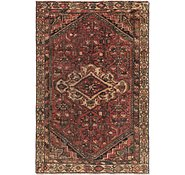 Link to 4' 5 x 6' 7 Hossainabad Persian Rug