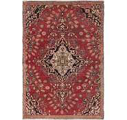 Link to 4' 2 x 5' 10 Hamedan Persian Rug