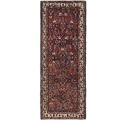 Link to 3' 4 x 9' Hossainabad Persian Runner Rug