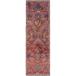 Link to 2' 9 x 8' 4 Mahal Persian Runner Rug item page