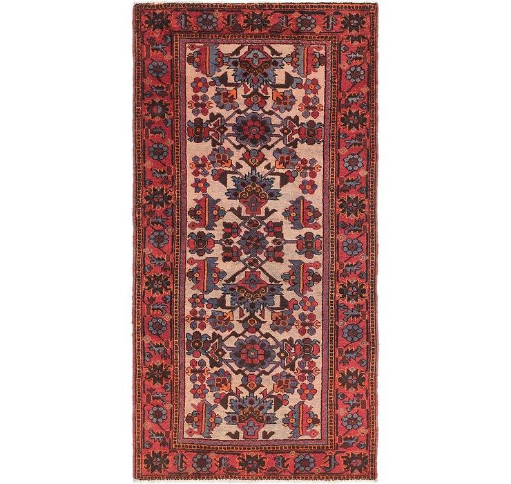 112cm x 213cm Shiraz Persian Runner Rug