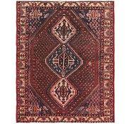 Link to 5' x 6' 3 Farahan Persian Rug