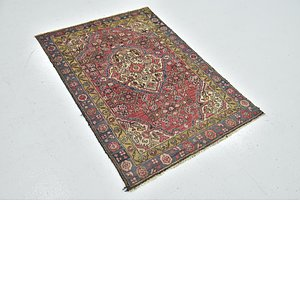 Link to 3' x 4' 5 Hossainabad Persian Rug item page
