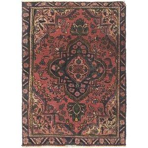 Unique Loom 3' 3 x 4' 7 Tabriz Persian Rug