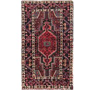 Link to 3' 4 x 5' 10 Mazlaghan Persian Rug