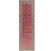 Link to 3' 3 x 10' 7 Tabriz Persian Runner Rug