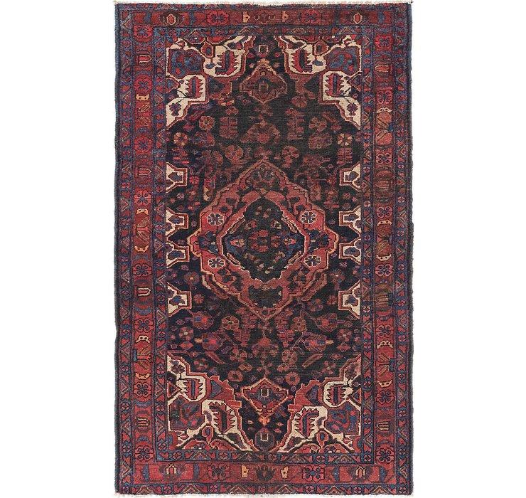3' 10 x 6' 6 Darjazin Persian Rug