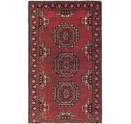Link to 115cm x 183cm Balouch Persian Rug