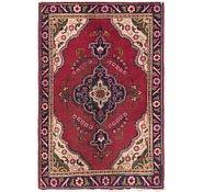 Link to 3' 3 x 4' 9 Tabriz Persian Rug