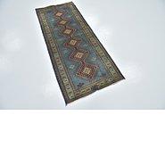 Link to 2' 6 x 5' 9 Ghoochan Persian Runner Rug