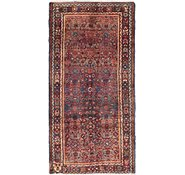 Link to 3' 7 x 7' 3 Hossainabad Persian Runner Rug