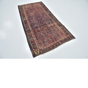 Link to 110cm x 220cm Hossainabad Persian Run... item page