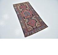Link to 3' x 7' Shiraz Persian Runner Rug