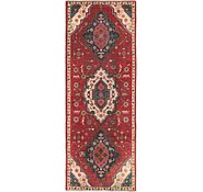 Link to 2' 10 x 7' Tabriz Persian Runner Rug