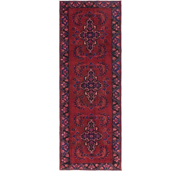 3' 10 x 10' 9 Ferdos Persian Runner Rug