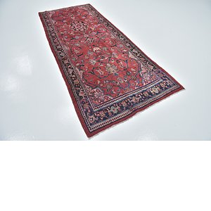 Link to 122cm x 295cm Mahal Persian Runner Rug item page