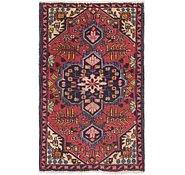Link to 3' 2 x 5' Tabriz Persian Rug