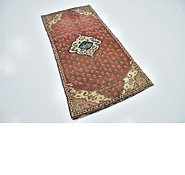 Link to 3' x 6' 2 Farahan Persian Runner Rug