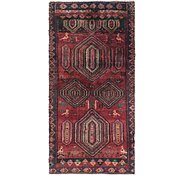 Link to 3' 3 x 6' 6 Hamedan Persian Runner Rug