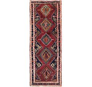 Link to 3' 5 x 8' 5 Chenar Persian Runner Rug