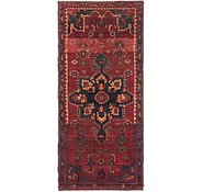 Link to 3' 4 x 7' 6 Hamedan Persian Runner Rug