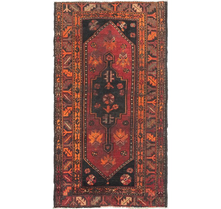 3' 6 x 6' 4 Shiraz Persian Rug