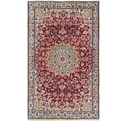 Link to 3' 9 x 6' Nain Persian Rug