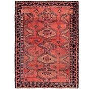 Link to 4' 10 x 6' 3 Shiraz Persian Rug