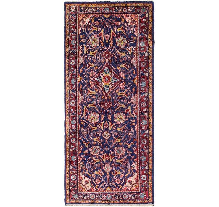 3' 8 x 8' 6 Mahal Persian Runner Rug